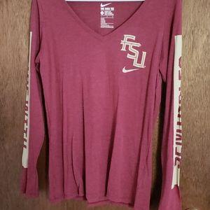 Nike FSU Long Sleeve T-shirt